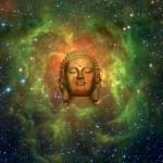 Cosmic Buddha by Rick Bateman