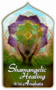 logo shamangelic