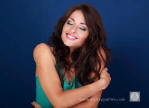 self love hug lindsaygodfree