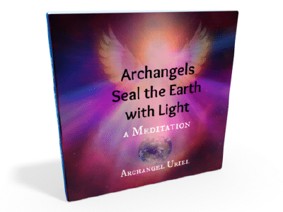 Archangel Uriel Meditation Cover