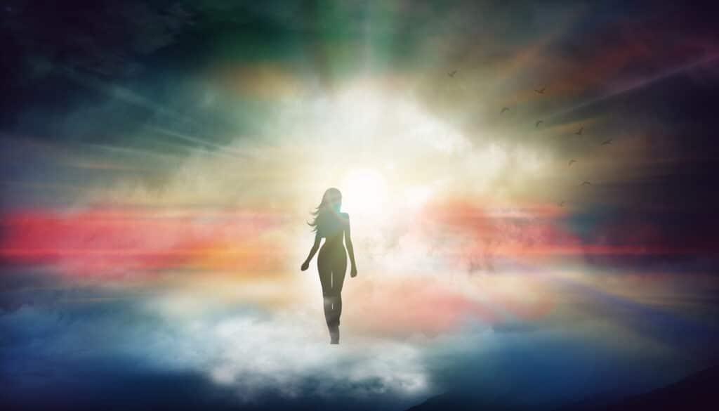 portal of light